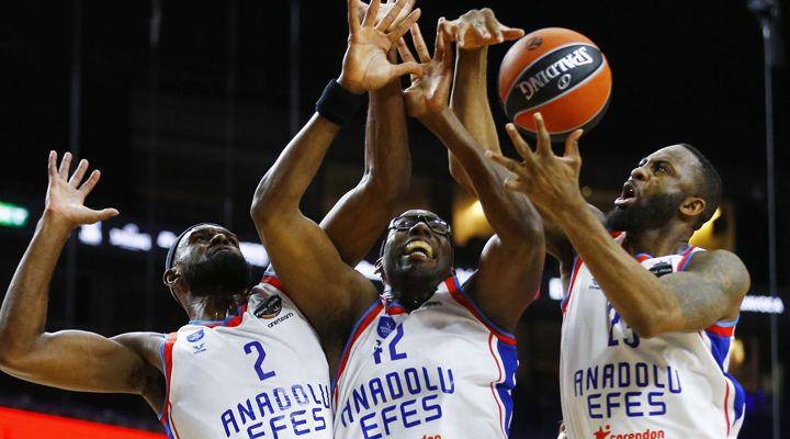 Euroleague'de şampiyon Anadolu Efes - Sayfa 2