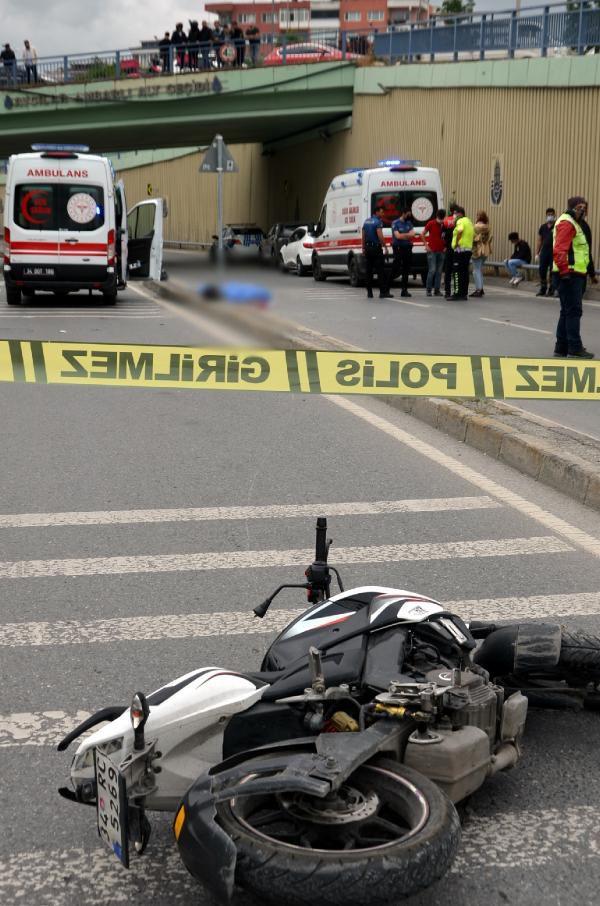 Avcılar'da motosiklet kazası : 1 ölü, 1 yaralı - Sayfa 4