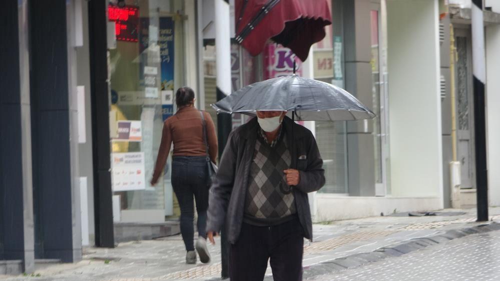 Meteoroloji'den İstanbul için kuvvetli yağış uyarısı - Sayfa 1