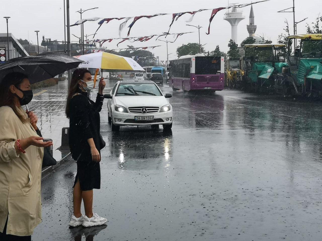 Meteorolojiden Türkiye geneli için yağış uyarısı - Sayfa 1