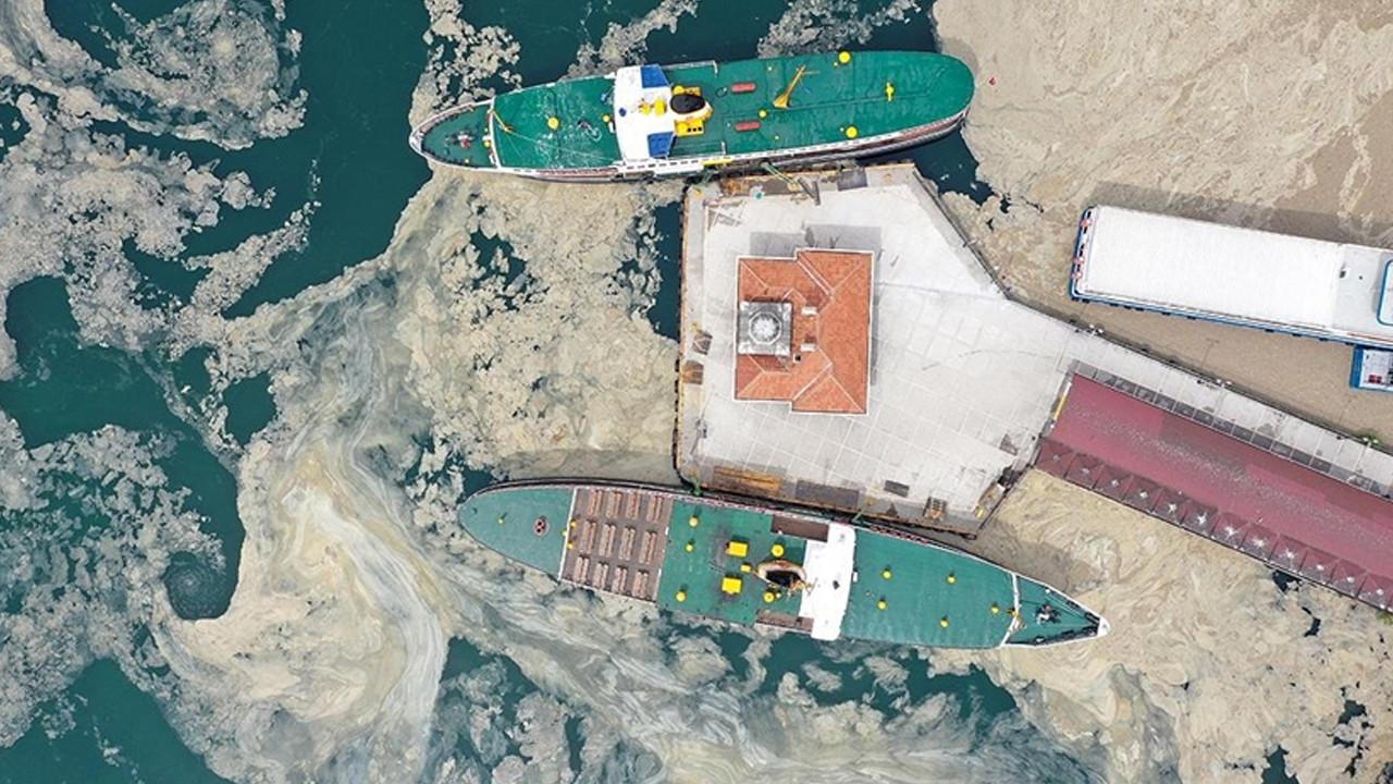 Marmara'da deniz salyasına yol açan 3 neden