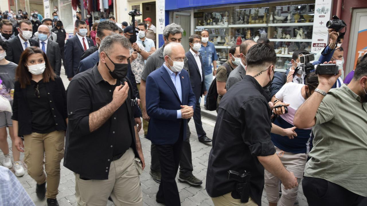 Kılıçdaroğlu: AK Parti'nin gidemediği her yere gidiyoruz