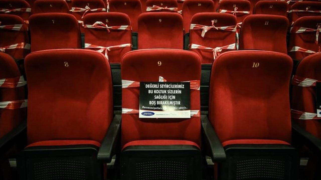 Sinema salonlarının açılma tarihi 1 Temmuz'a ertelendi