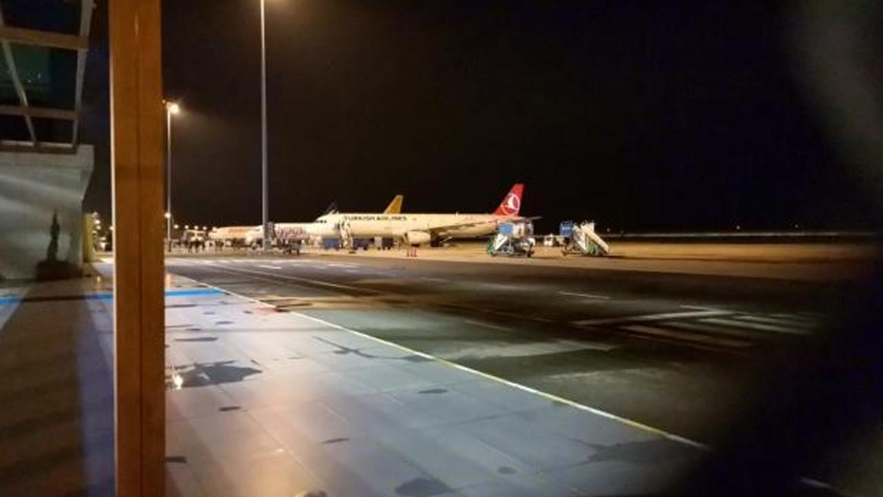 Ordu-Giresun Havalimanı'nda bomba ihbarı