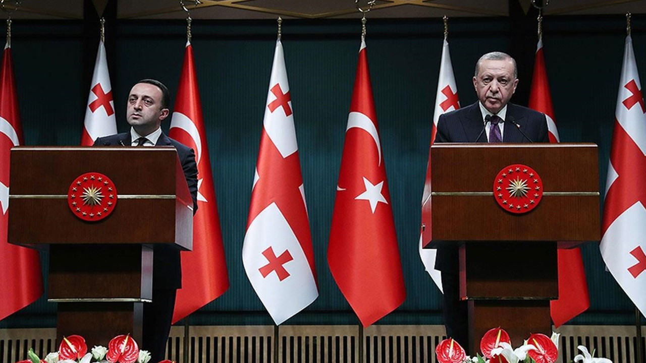 Erdoğan'dan Ermenistan'a üçlü işbirliği mesajı