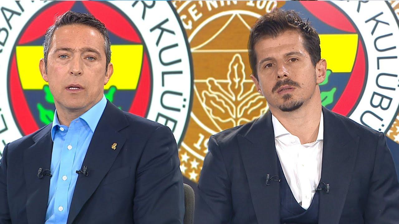 Fenerbahçe Başkanı Ali Koç'tan 'Emre Belözoğlu' açıklaması