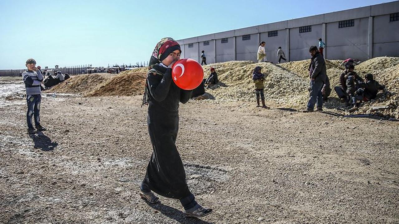 Suriyeliler, Türkiye nüfusunun yüzde 4.6'sını oluşturuyor