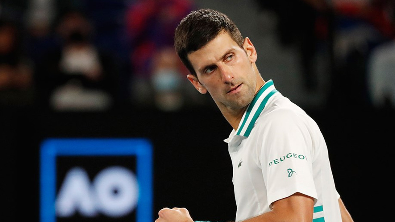 Novak Djokovic, Fransa Açık'ta ikinci turda