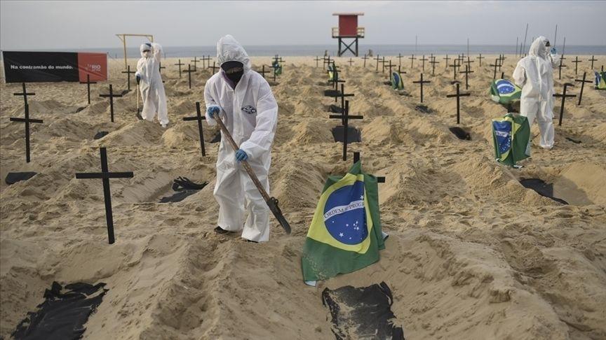 Brezilya'da CoronaVac araştırması: Ölümler yüzde 95 azaldı - Sayfa 1