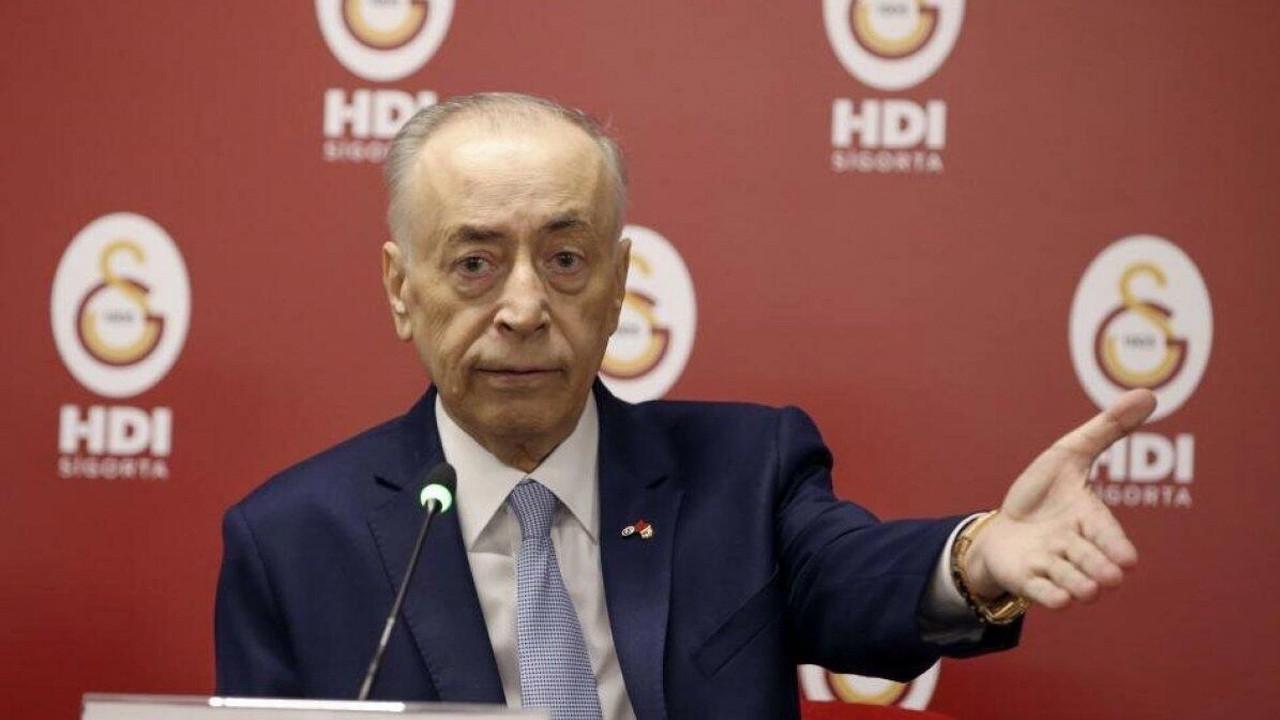 Galatasaray Başkanı Mustafa Cengiz: Yabancı sınırının ertelenmesini istiyoruz!