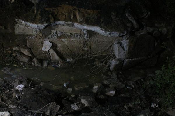 Sarıyer'de Gümüşdere Köprüsü yıkıldı - Sayfa 2