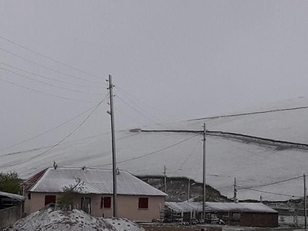 Karadeniz'de yazın 'kar' sürprizi, yaylalar beyaza büründü - Sayfa 3