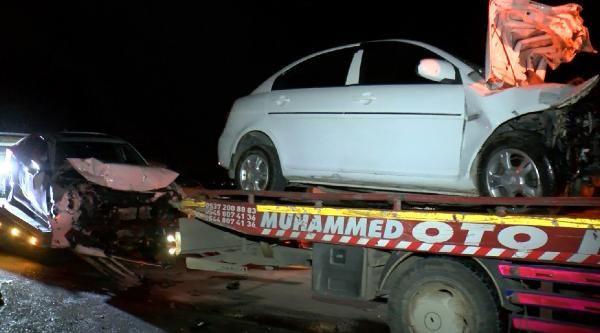 Diyarbakır'da 'hatalı sollama' kazası; 4 kişinin durumu ağır - Sayfa 3