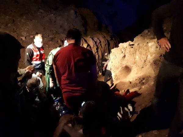 Su kanalı kazısında toprak altında kalan 2 kardeşten 1'i öldü - Sayfa 3