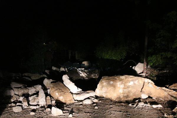 Sarıyer'de Gümüşdere Köprüsü yıkıldı - Sayfa 4