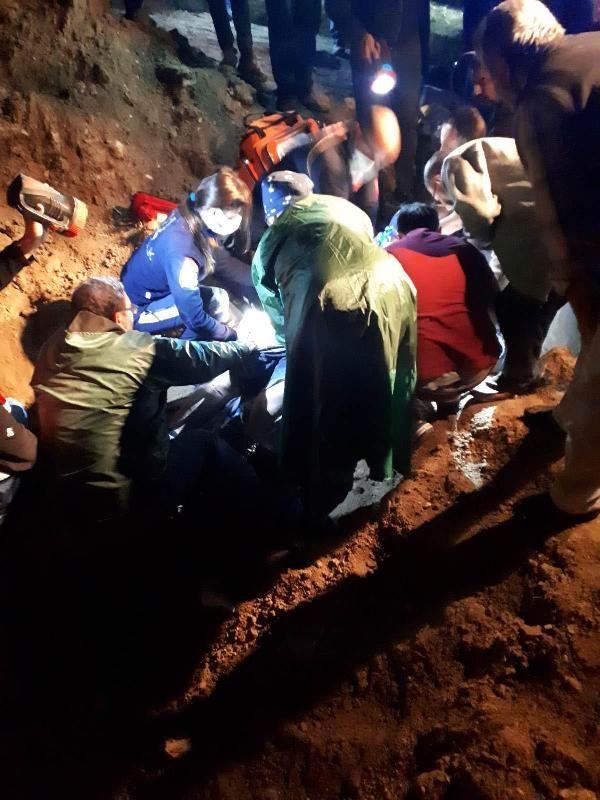 Su kanalı kazısında toprak altında kalan 2 kardeşten 1'i öldü - Sayfa 4