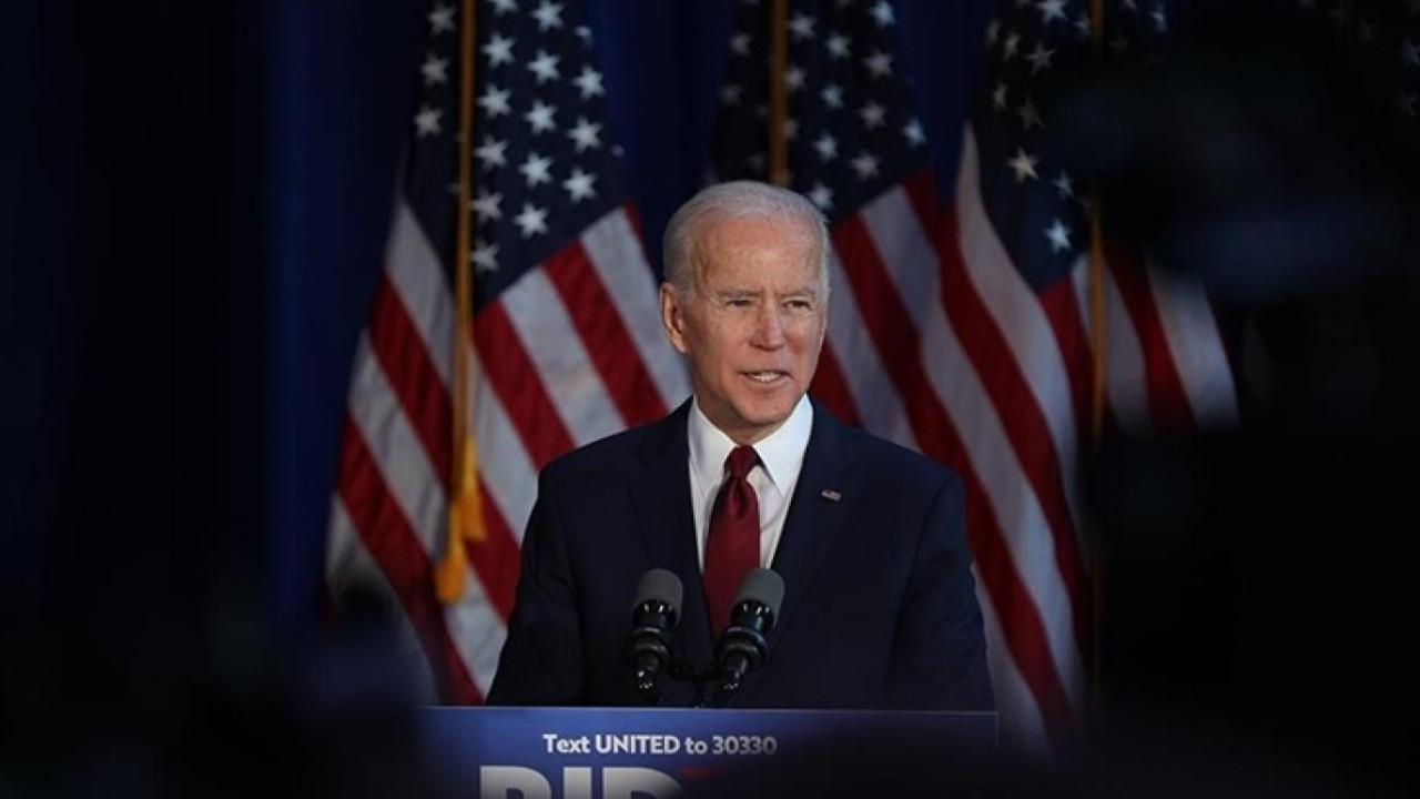 Biden'dan yeni İsrail Cumhurbaşkanı Herzog'a tebrik