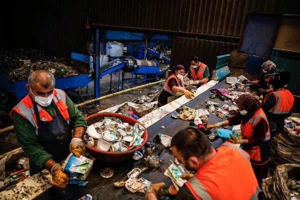 İstanbul'da 1 kişi günde 1,1 kilogram atık üretiliyor - Sayfa 1