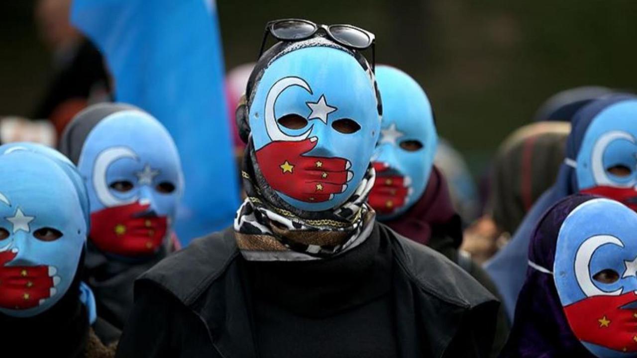 """Uygur Türkleri'ne """"Çin işkencesi"""""""
