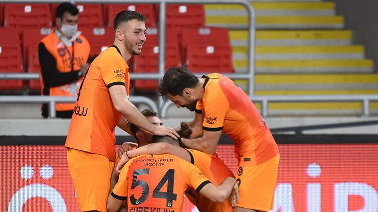 Galatasaray'dan Halil Dervişoğlu için yeni formül - Sayfa 1