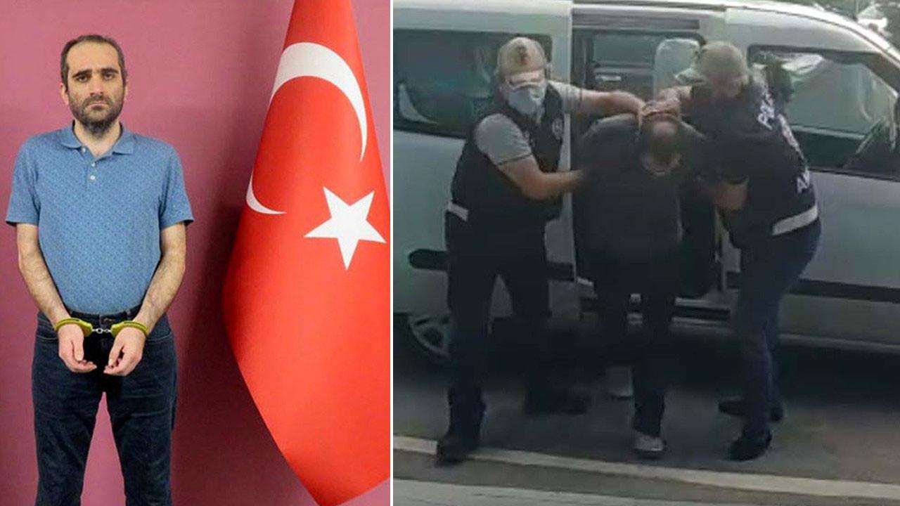 FETÖ elebaşı Fetullah Gülen'in yeğeni Selahaddin Gülen tutuklandı