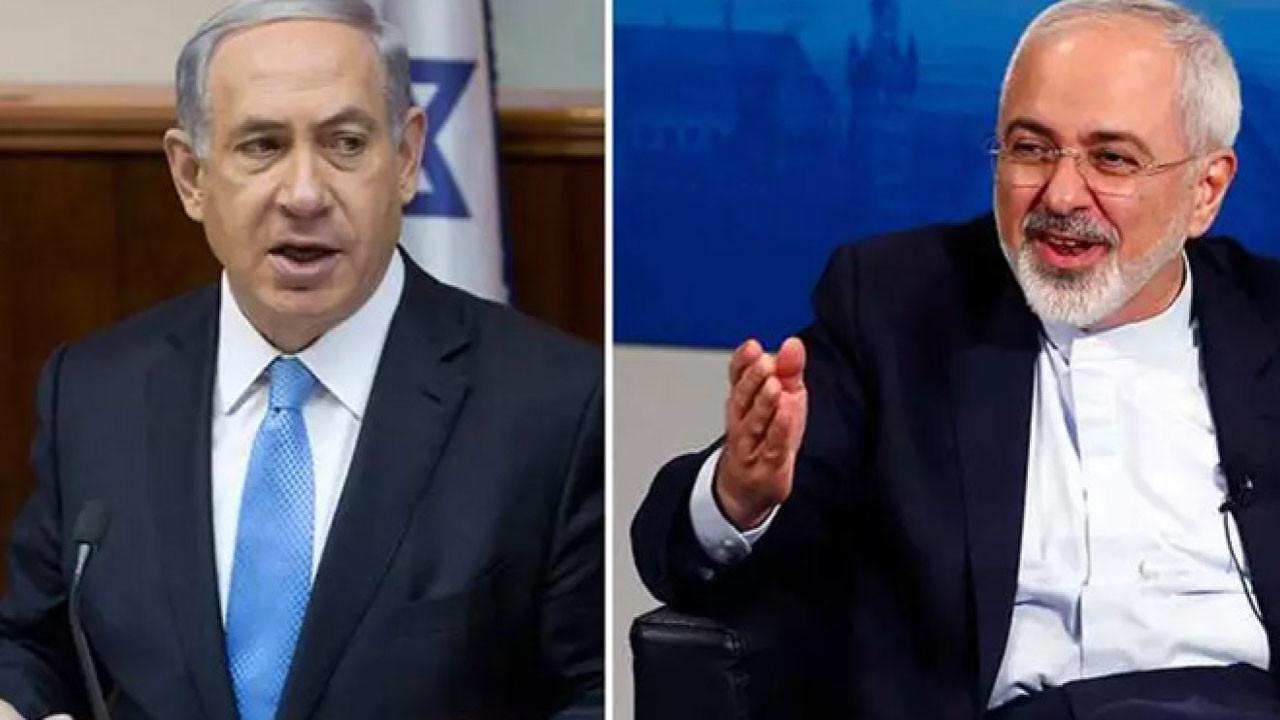 Zarif'ten çok sert Netanyahu açıklaması