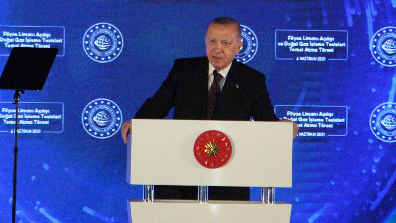 Cumhurbaşkanı Erdoğan beklenen müjdeyi açıkladı; 135 milyar metreküplük doğalgaz bulundu