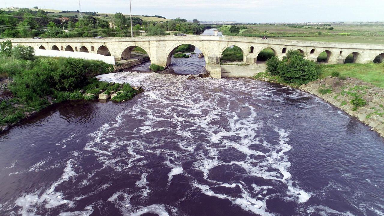 Ergene Nehri, Trakya'da zehir saçıyor - Sayfa 2