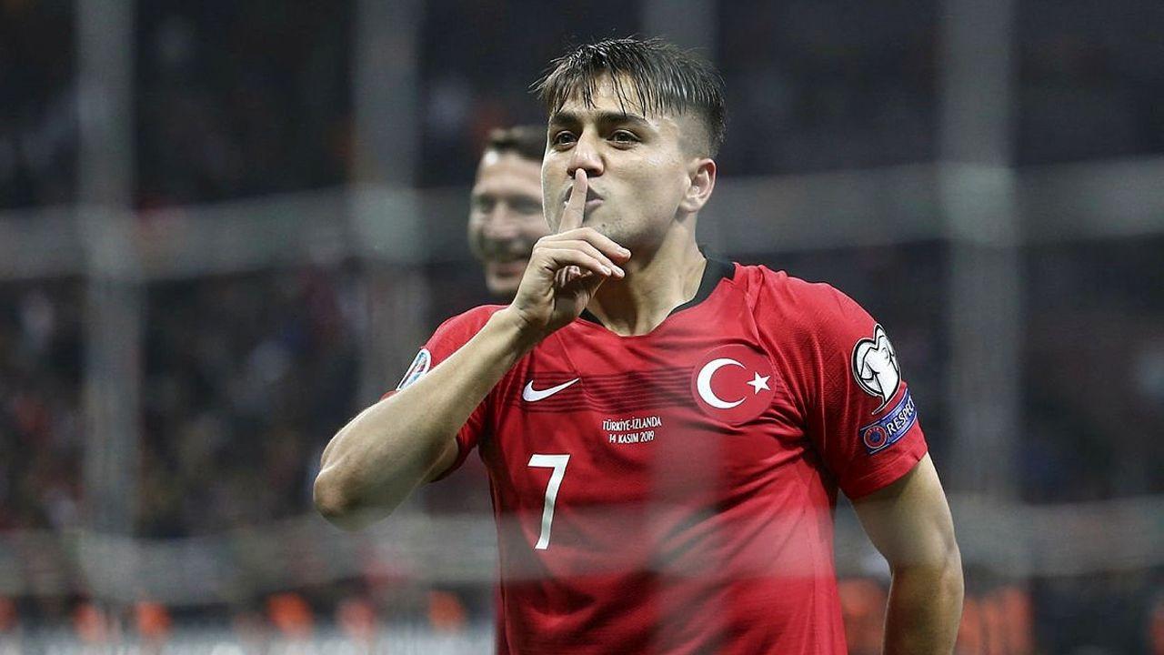 Mirsad Türkcan: Cengiz Ünder kariyerine Avrupa'da devam etmek istiyor - Sayfa 1