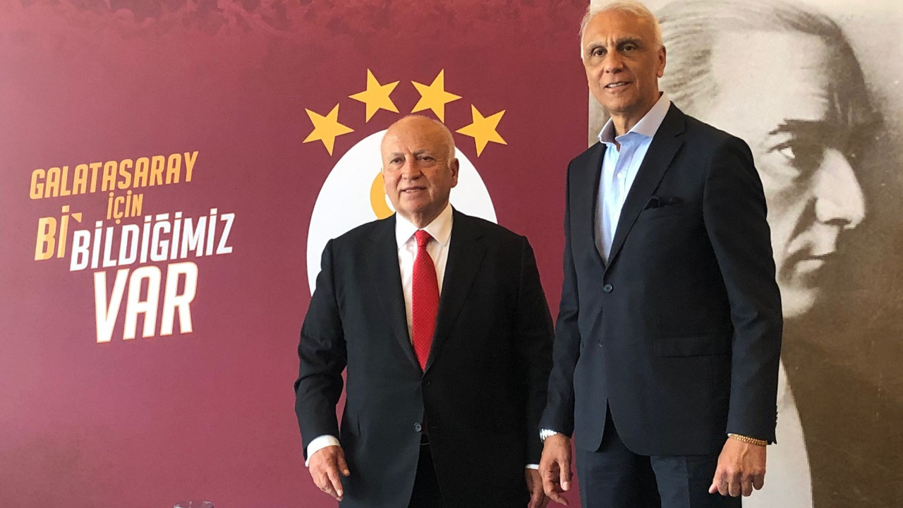 Işın Çelebi, Galatasaray başkan adaylığından çekildi