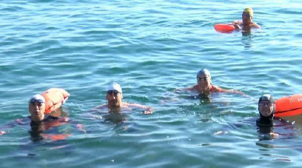 Rusya'dan Türkiye'ye sağlık çalışanlarına destek için yüzecekler - Sayfa 1