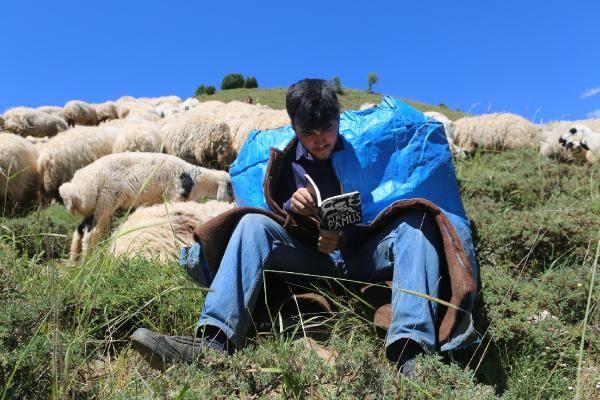 Çobanlık yaparken Robert Lisesi'ni kazandı, sırada Tilburg Üniversitesi var - Sayfa 1