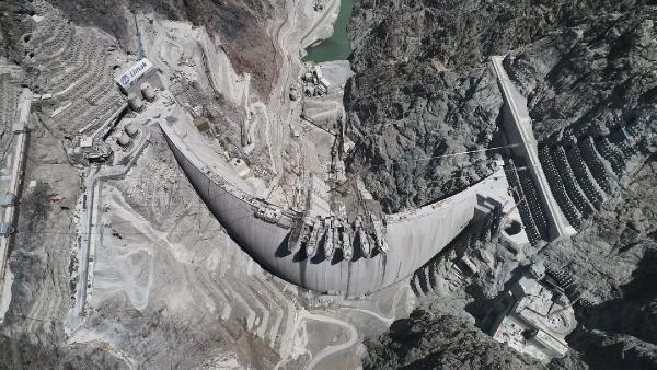 Türkiye'nin en yüksek barajının su tutacağı tarih belli oldu - Sayfa 2