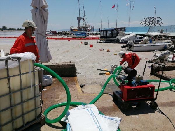 Çevre ve Şehircilik Bakanlığı ilk adımı attı; Deniz salyası temizliği başladı - Sayfa 2