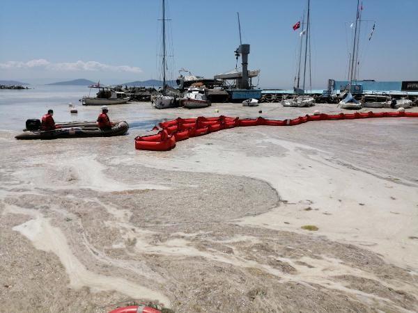 Çevre ve Şehircilik Bakanlığı ilk adımı attı; Deniz salyası temizliği başladı - Sayfa 3