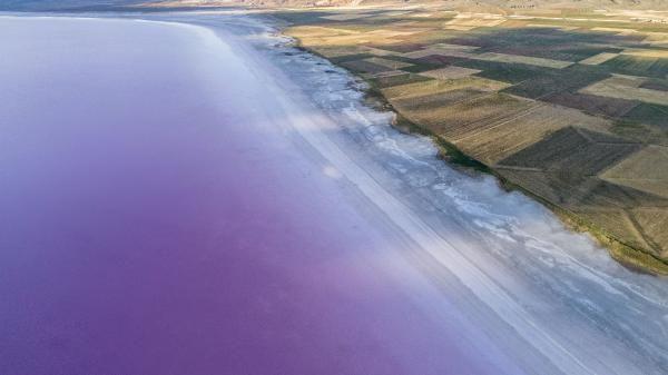 Tuz Gölü küçülüyor - Sayfa 4