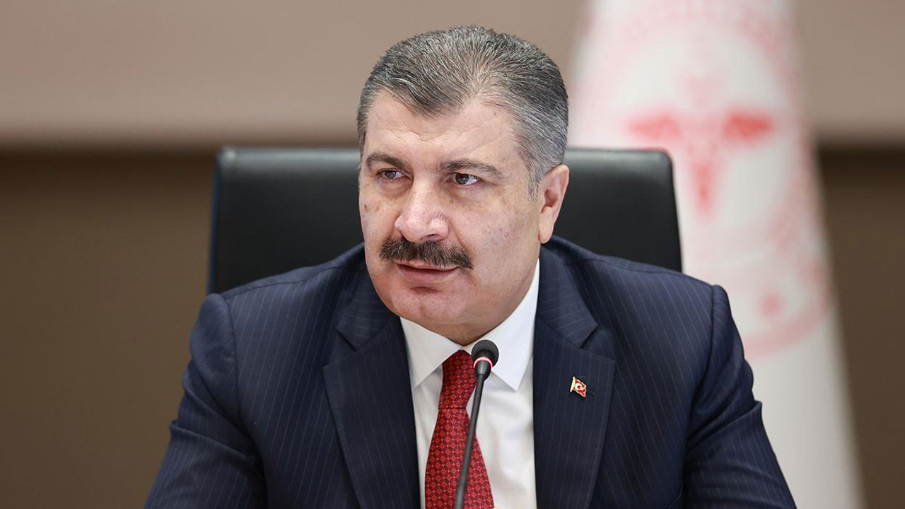 Sağlık Bakanı Fahrettin Koca güzel haberi duyurdu