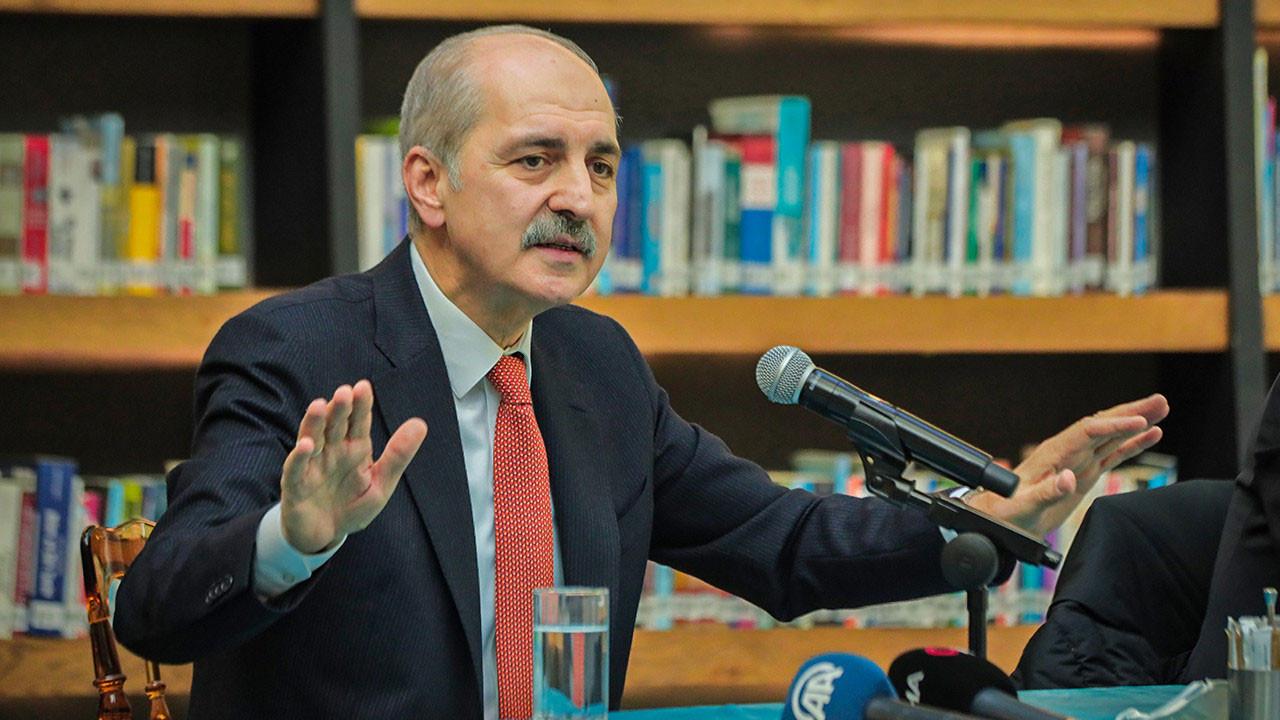 Numan Kurtulmuş anketlere dikkat çekti: AK Parti açık ara birinci parti