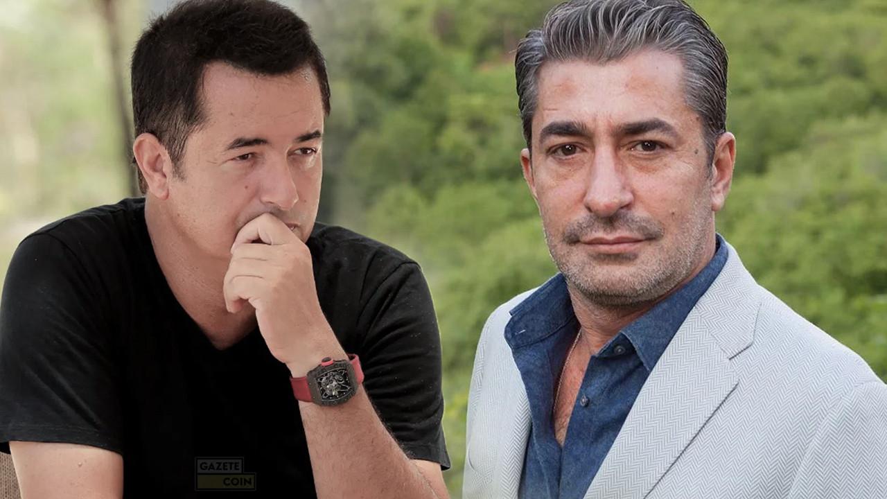 Acun Ilıcalı'dan Erkan Petekkaya'ya yanıt: Bizde dizi yapan adam bana küfrediyor