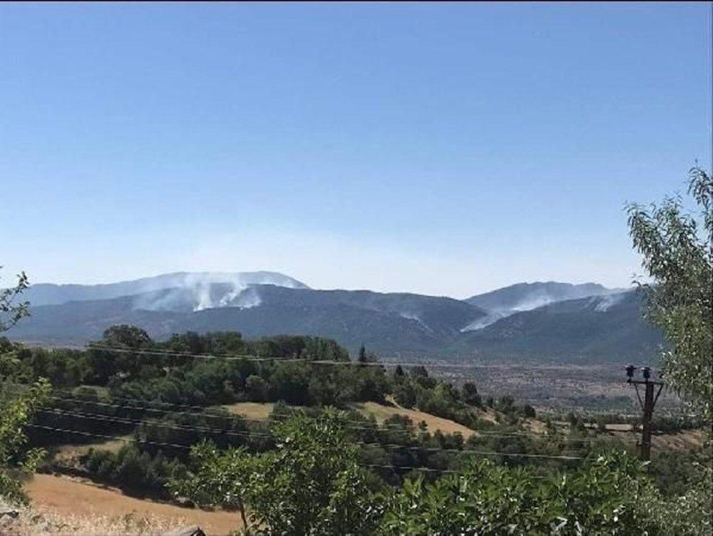 Görese Dağı 3 gündür yanıyor - Sayfa 2