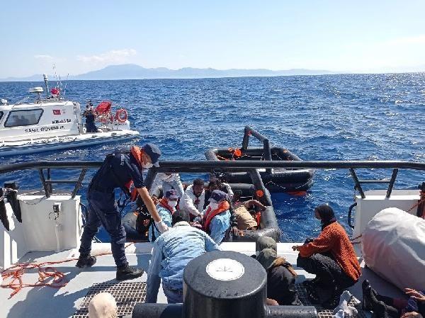 İzmir'de 131 kaçak göçmen kurtarıldı - Sayfa 3