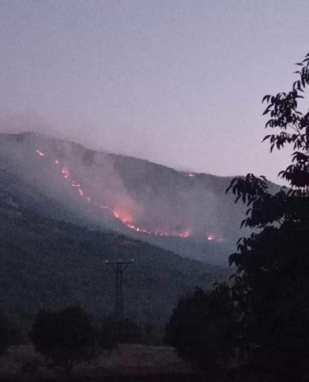Görese Dağı 3 gündür yanıyor - Sayfa 3