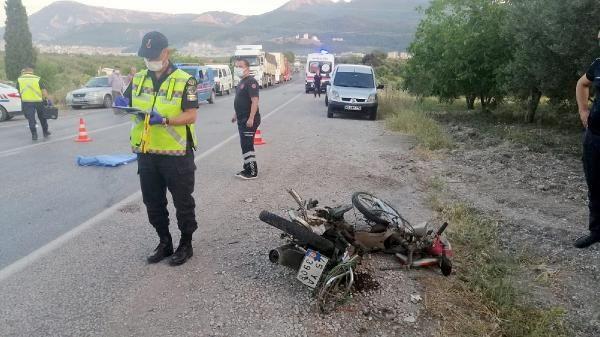 Soma'da otomobil ile motosiklet çarpıştı: 2 ölü - Sayfa 3