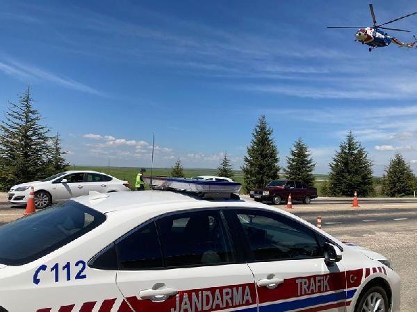 Eskişehir'de helikopter destekli denetimde 21 sürücüye ceza - Sayfa 4