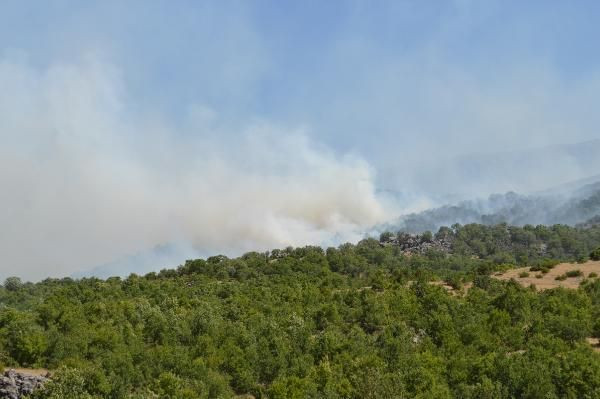 Görese Dağı'ndaki yangın 4 gündür sürüyor - Sayfa 4