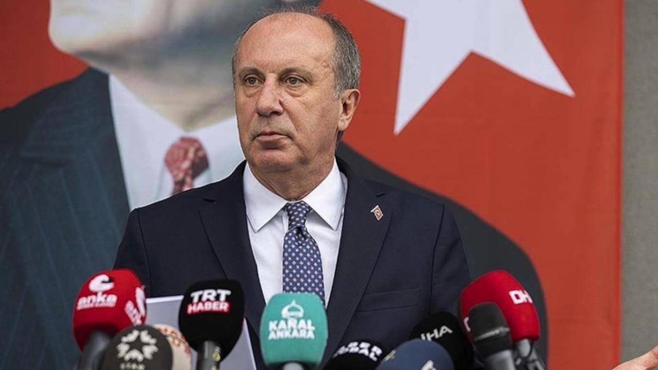 """Ahmet Hakan'ın """"İki tarafa da yaranamıyor"""" eleştirisine İnce'den yanıt: İki tarafın da azılıları var, ben bunlara yaranmak istemiyorum ki"""