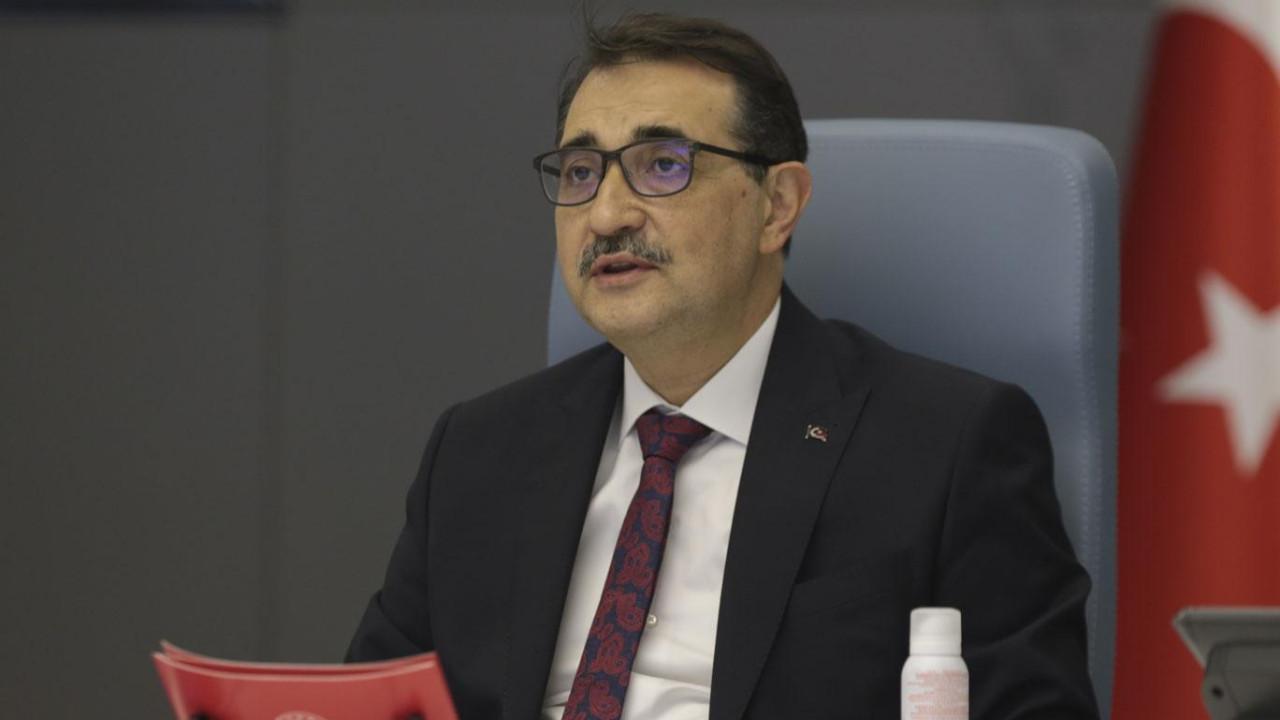 Enerji Bakanı Dönmez: Bu yıl iki kuyu daha açabiliriz