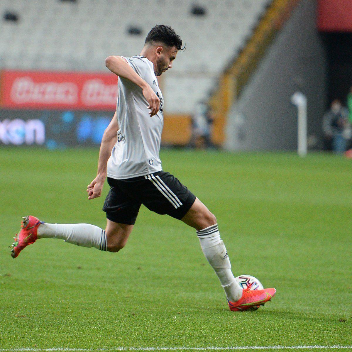 Rachid Ghezzal: Beşiktaş'ta kalmak istiyorum - Sayfa 1