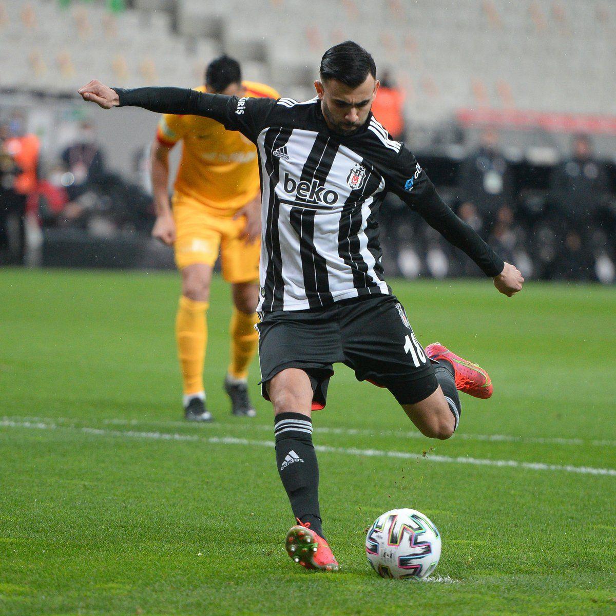 Rachid Ghezzal: Beşiktaş'ta kalmak istiyorum - Sayfa 2