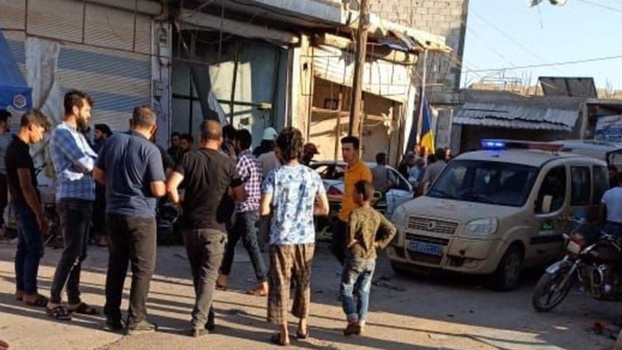 Suriye sınırında hain saldırı: 1 ölü, 8 yaralı